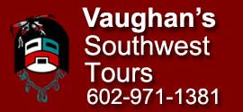 Vaughan's Southwest Tours