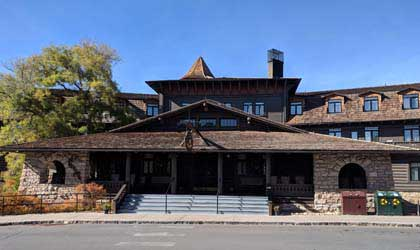 El Tovar Hotel at Grand Canyon National Park