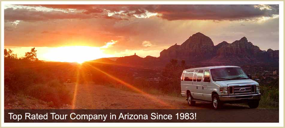 Arizona tours specializing in Grand Canyon National Park South Rim tours from Phoenix and Scottsdale